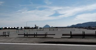 臼杵港湾地区