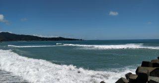 赤岡の海岸